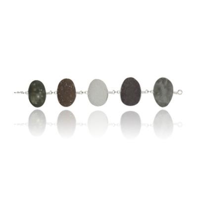 Pulsera - Modelo P2 - Piedras regulares